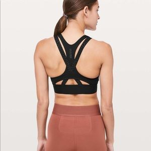 LULULEMON TO THE BEAT X SOULCYCLE SPORTS BRA